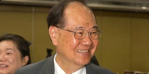林家宏最信任的 金融「啟蒙導師」