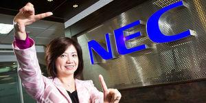 台灣NEC出了個美式作風女總經理