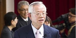 沈富雄:卸任總裁的邏輯與智慧